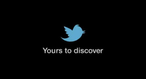 "Twitter'dan Yeni Arayüz ""Yours to Discover"""