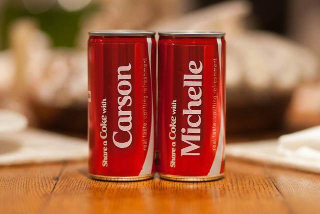 Kırmızıya Boyanan Bir Ülke ( Share a Coke )