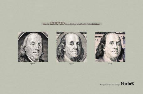 Para Sizi Genç Gösterir – Forbes