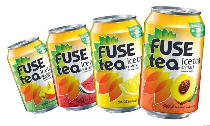 Coca-Cola'dan Nestea Yerine Yeni Soğuk Çay