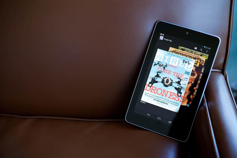 Tablet Savaşlarında Yeni Boyut : Google Nexus 7