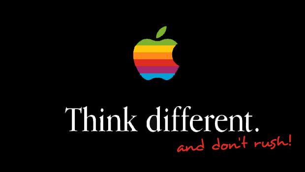 Hatasız Apple Olmaz
