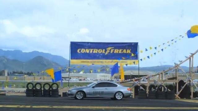 Goodyear'dan Eğlenceli Test Sürüşü