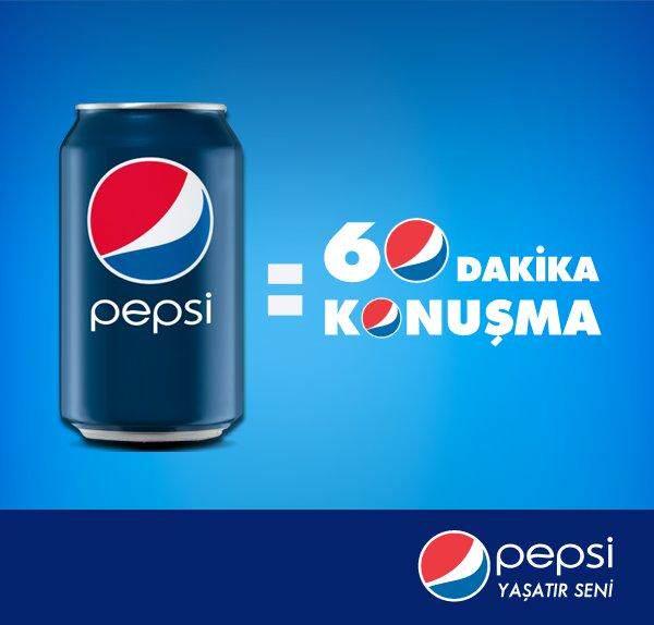 Detone Marka Olmak: Pepsi