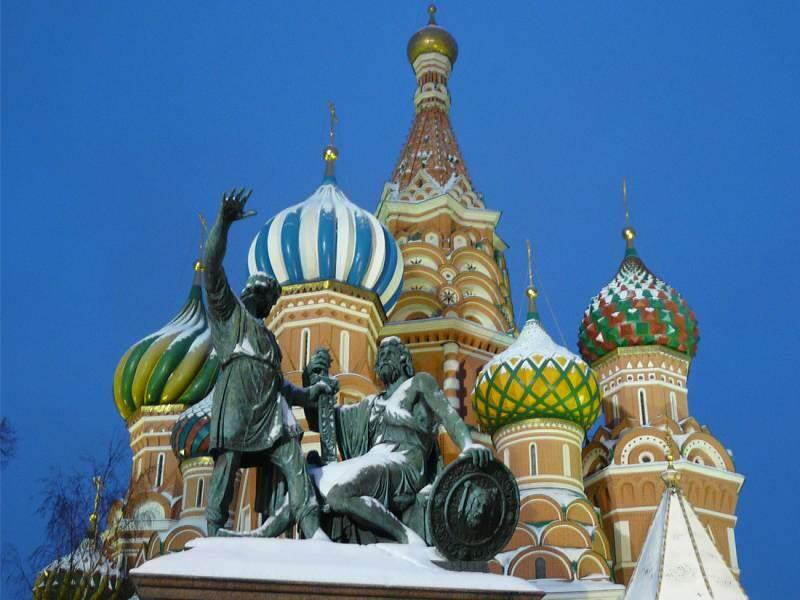 Gerilla Stratejisi Rusya'daki Şehirde Tüm Yolları Yeniden Düzenletti