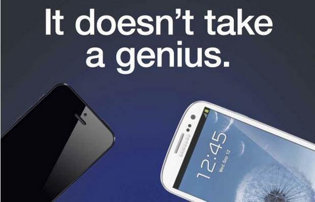 Samsung'dan Apple'a Cevap Var