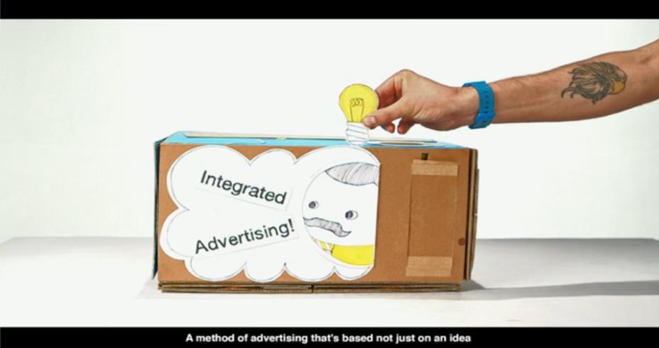 Bütünleşik Reklamcılık