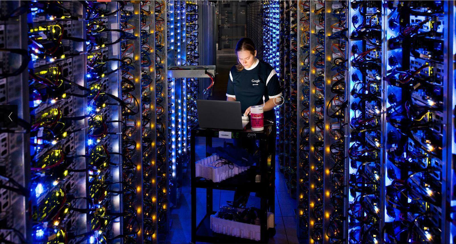 Google Kapılarını Açtı; İşte İnternet Burada Yaşıyor