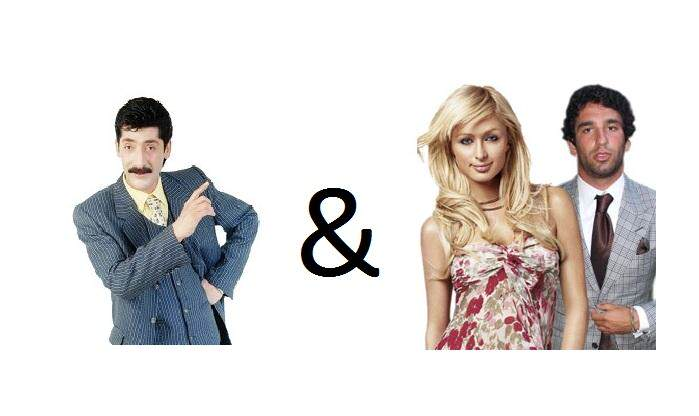 Ankaralı Turgut & Paris Hilton ?