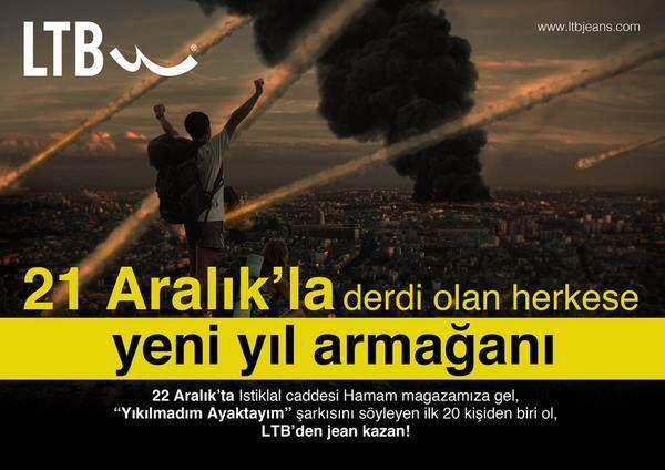 21 Aralık'ın Türkiye Yansımaları