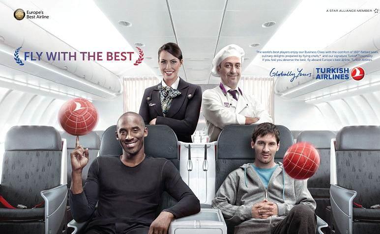 Türk Hava Yolları'nın Reklamındaki Pazarlama Neydi ?