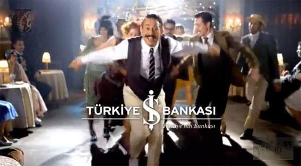 Bir Bankanın Reklamındaki Anlam Dizisi