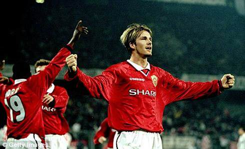 cristiano-ronaldo-500-david-beckham-goal-for-manchester-united-when-sharp-still-sponsored-the-red-devils
