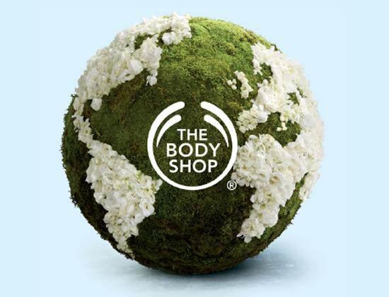 Bir Dava Markası: Body Shop