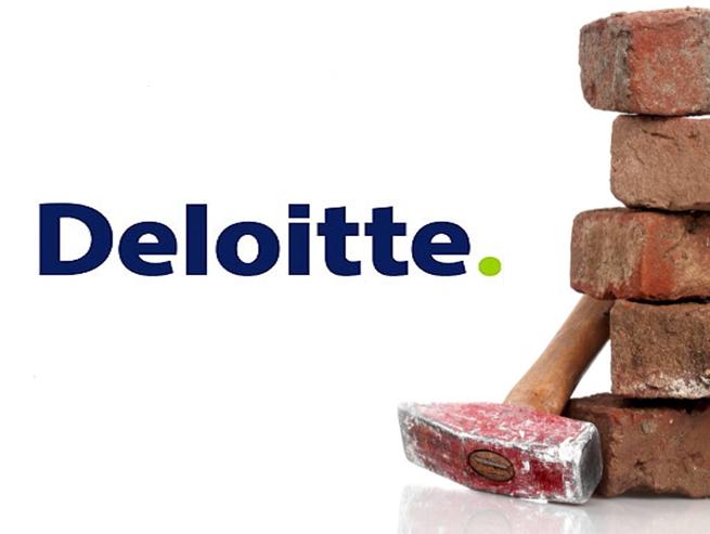 Deloitte: Finansal Hizmetler Sektörü Güvende Mi?