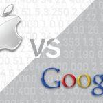 Yatırımcılar Apple Yerine Google Diyor