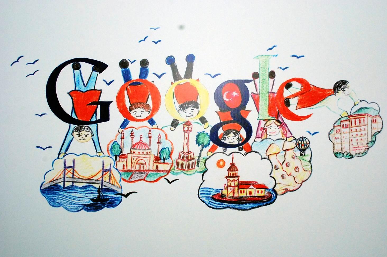 Google Melissa'nın Logosuyla Açılacak