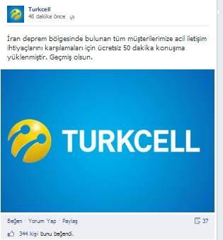Turkcell Sosyal Medyayı Nasıl Kullanıyor