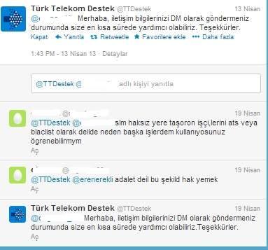 turkcell destek twitter