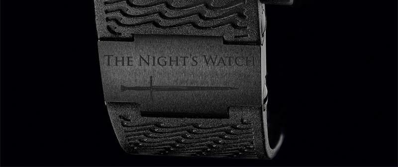 Game of Thrones'un Night's Watch'ı  ''Saat'' Oluyor