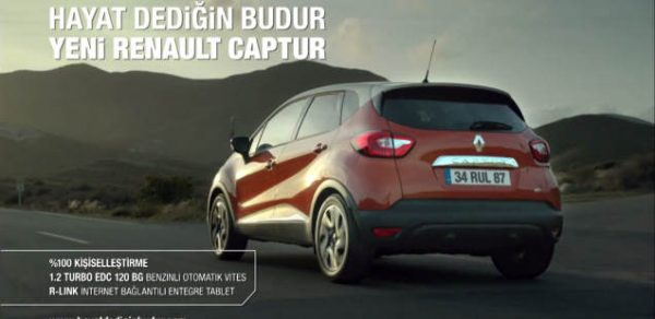 Renault'tan Nissan Juke'a Cool Rakip: Yeni Renault Captur