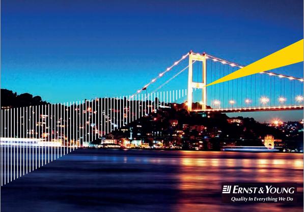 Ernst&Young: Dünya'nın Yeni Yatırım Merkezi Türkiye Olacak