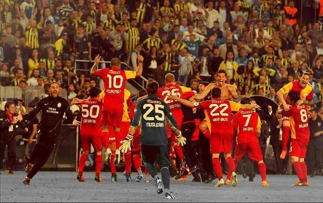 Galatasaray'ın Şampiyonluğu ve Markalaşma