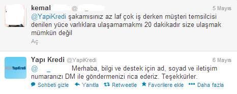 tweet şikayet1
