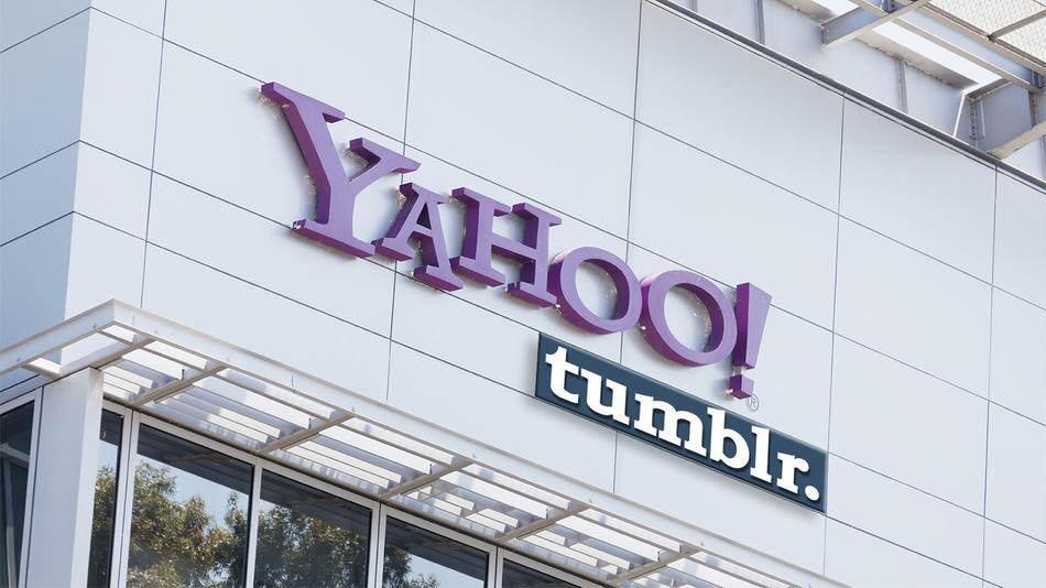 Yahoo! Tumblr'ı Satın Aldı