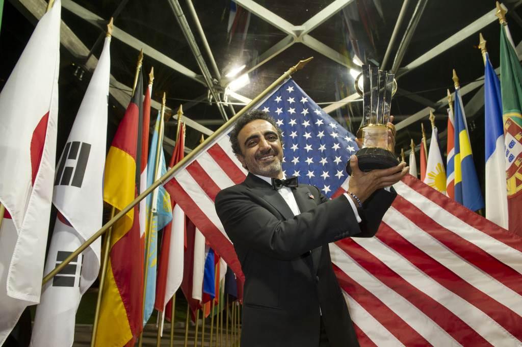 Ernst&Young : Dünya'da Yılın Girişimcisi Chobani CEO'su Hamdi Ulukaya