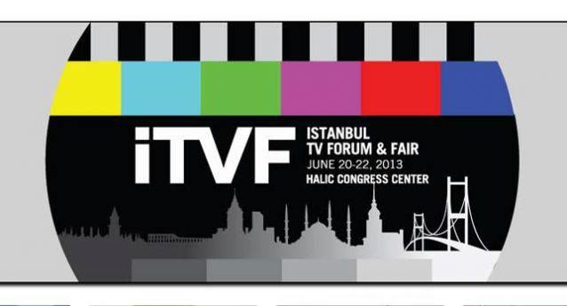 Televizyon Endüstrisinin Kalbi Haliç Kongre Merkezi'nde Atacak