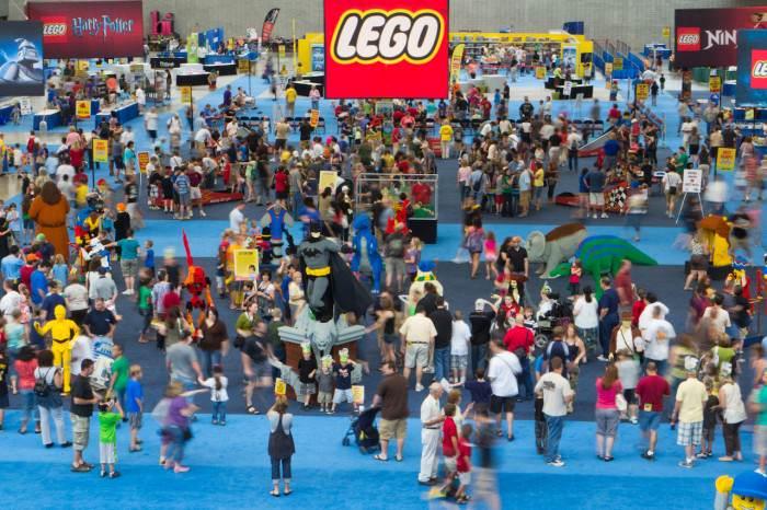 3 Nesildir Oynuyoruz: Lego