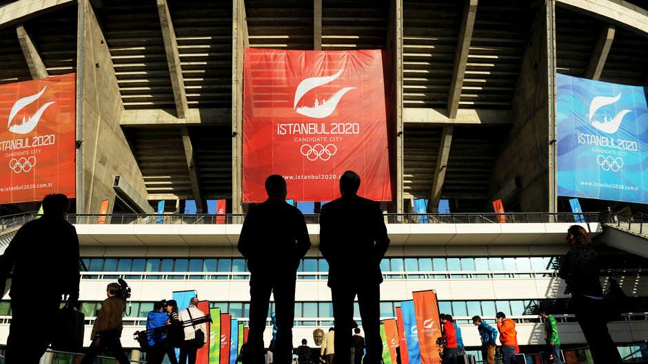 İstanbul 2020 Olimpiyatları Adaylık Sürecine Tanıtım Videosuyla Damga Vuracak !