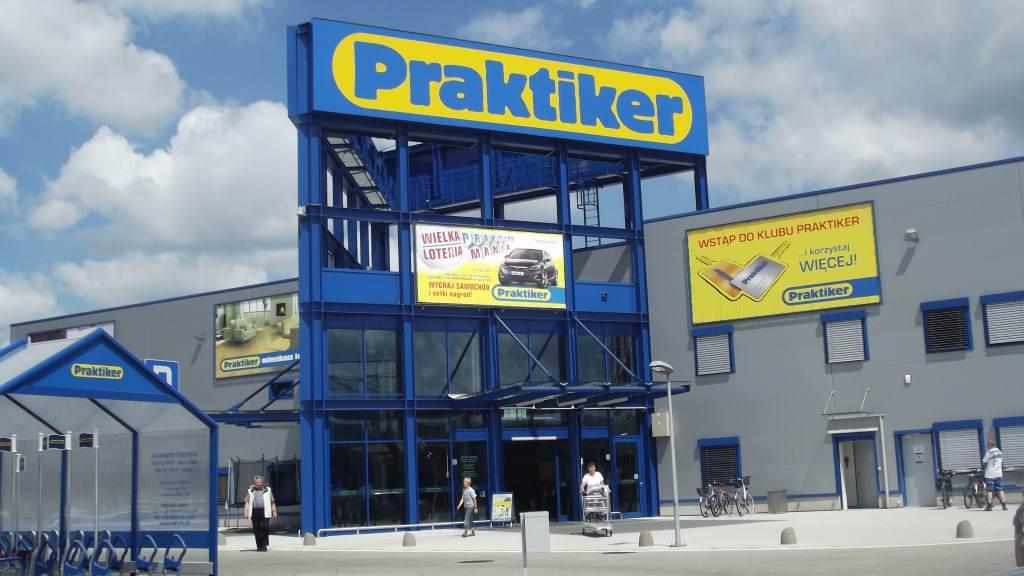 Alman Yapı Marketi Praktiker İflas Etti
