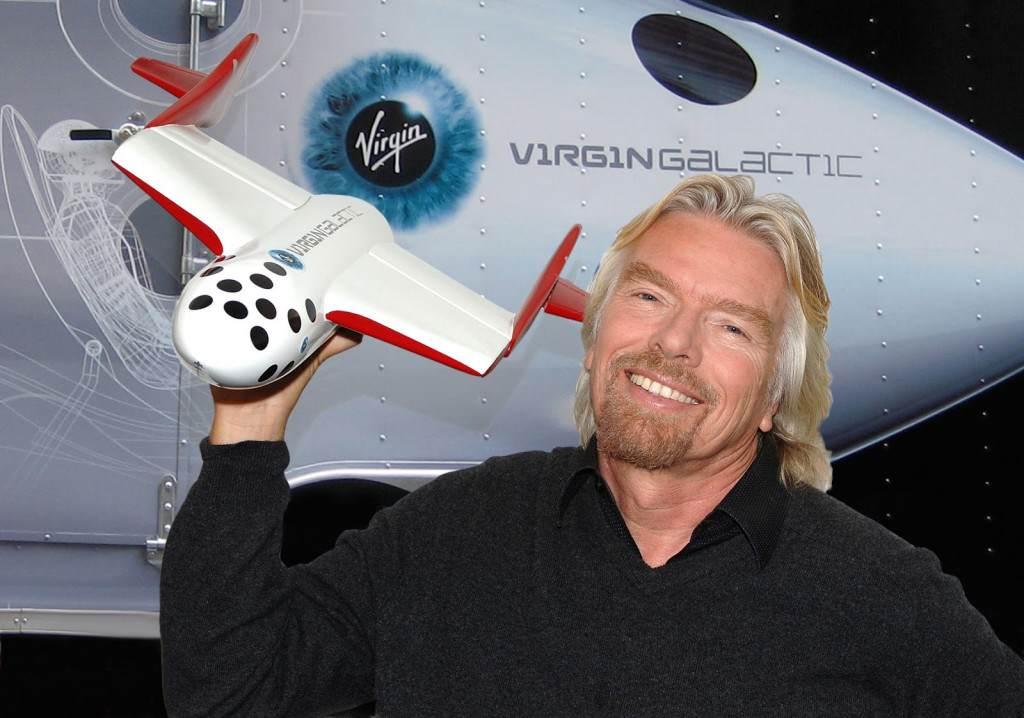 Sir Richard Branson'ın İlham Verici Hayatı