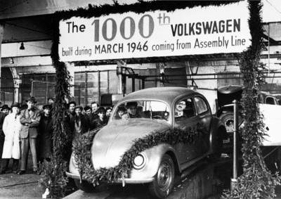 """Think Small"" Işığında Volkswagen Beetle Tarihi"
