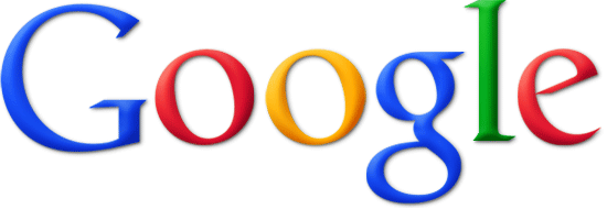 Eski Google Logo