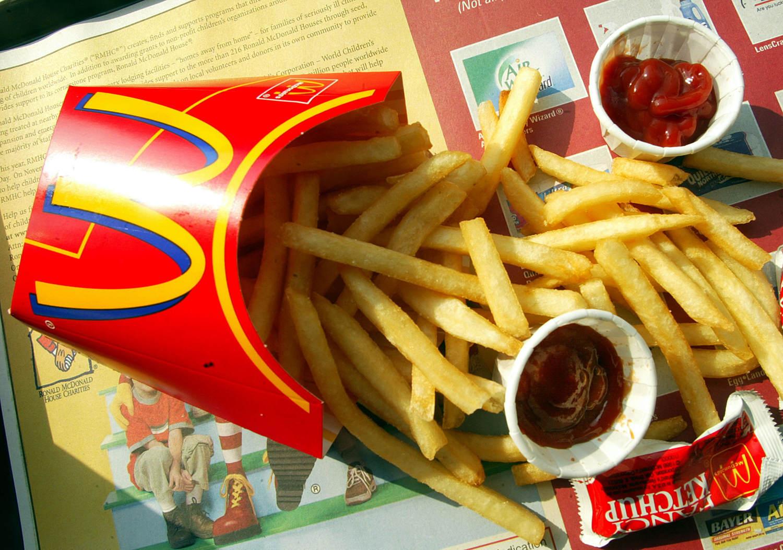 McDonald's Ketçap Krizinde