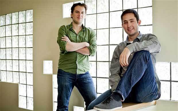Kevin Systrom ve Mike Krieger Stanford Üniversitesi'nde 2004 yılında tanışmamış olsalardı, bugün filtreleri ile meşhur olan Instagram'da arkadaşlarımızın özellikle yemek fotoğraflarına rastlamıyor olacaktık. 2010 yılında piyasaya sürdükleri uygulamaları ile dünyayı kasıp kavuran ikili şimdi Facebook çatısı altında hem milyon dolarlarını sayıyor hem de kariyerlerine son sürat devam ediyorlar.
