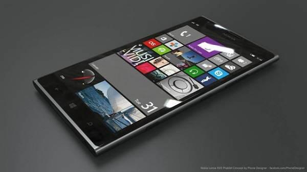 Nokia Lumia 1520 Görücüye Çıkıyor!
