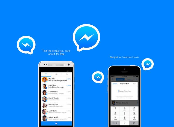 Facebook Messenger'ı Yeniden Yarattı: Daha Az Facebook, Daha Fazla Mesajlaşma