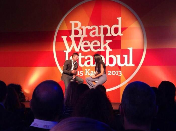 """Brand Week'te Pazarlamanın Duayenleri """"Görmeden Olmaz"""" Dedi"""
