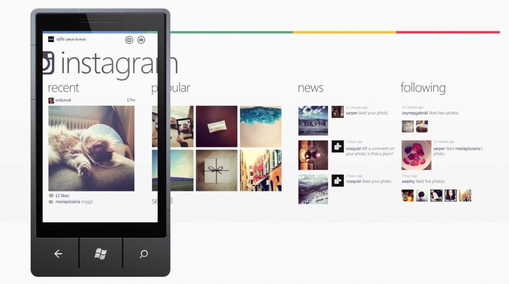 instagram windows phone fan concept 2
