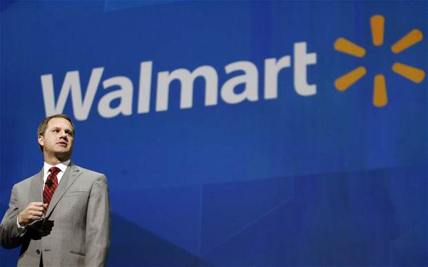Walmart CEO'su Duke Görevi McMillon'a Devrediyor