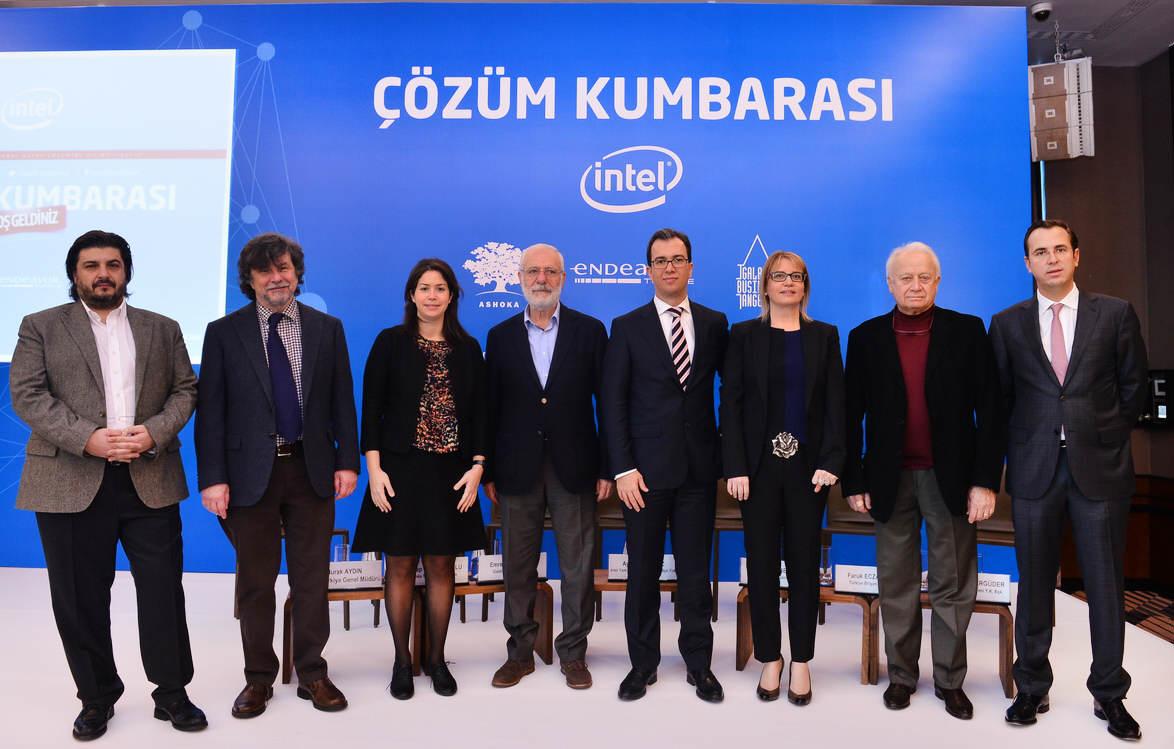 Intel'in Sosyal İnovasyon Projesi Çözüm Kumbarası'nın Lansmanı Yapıldı