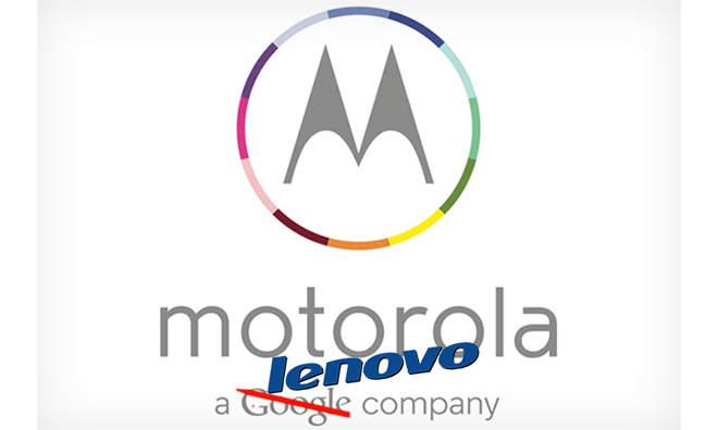 Google, Motorola'yı Lenovo'ya Sattı