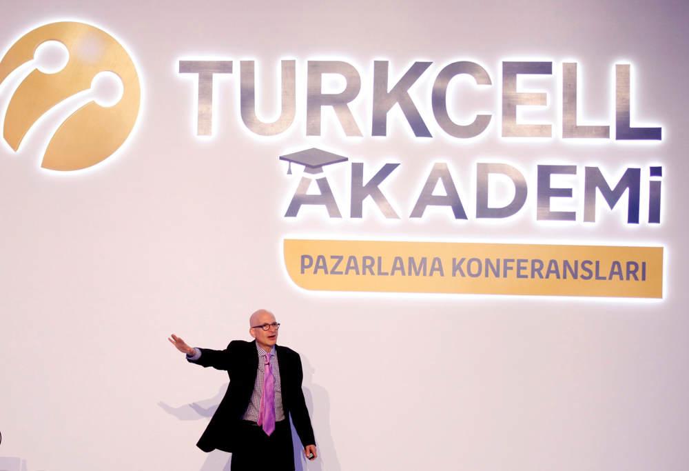 Turkcell Pazarlama Konferansı'nın Konuğu Pazarlama Gurusu Seth Godin