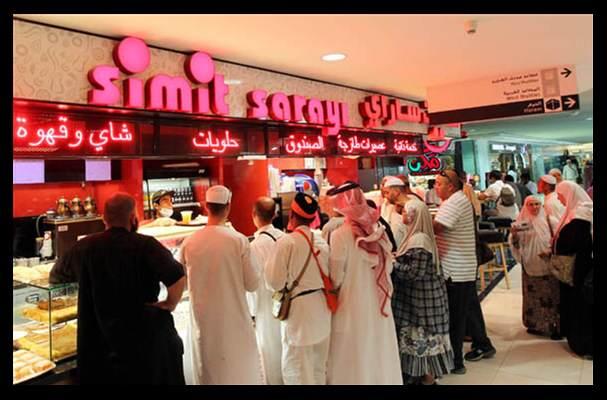 Simit Sarayı Gözünü Ortadoğu'ya Dikti: 100 Mağaza Daha Açılacak