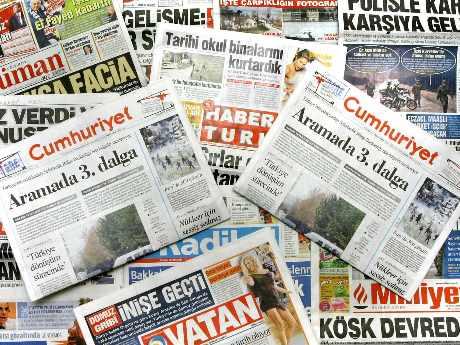 Gazeteler Sosyal Medyada da Yarışıyor