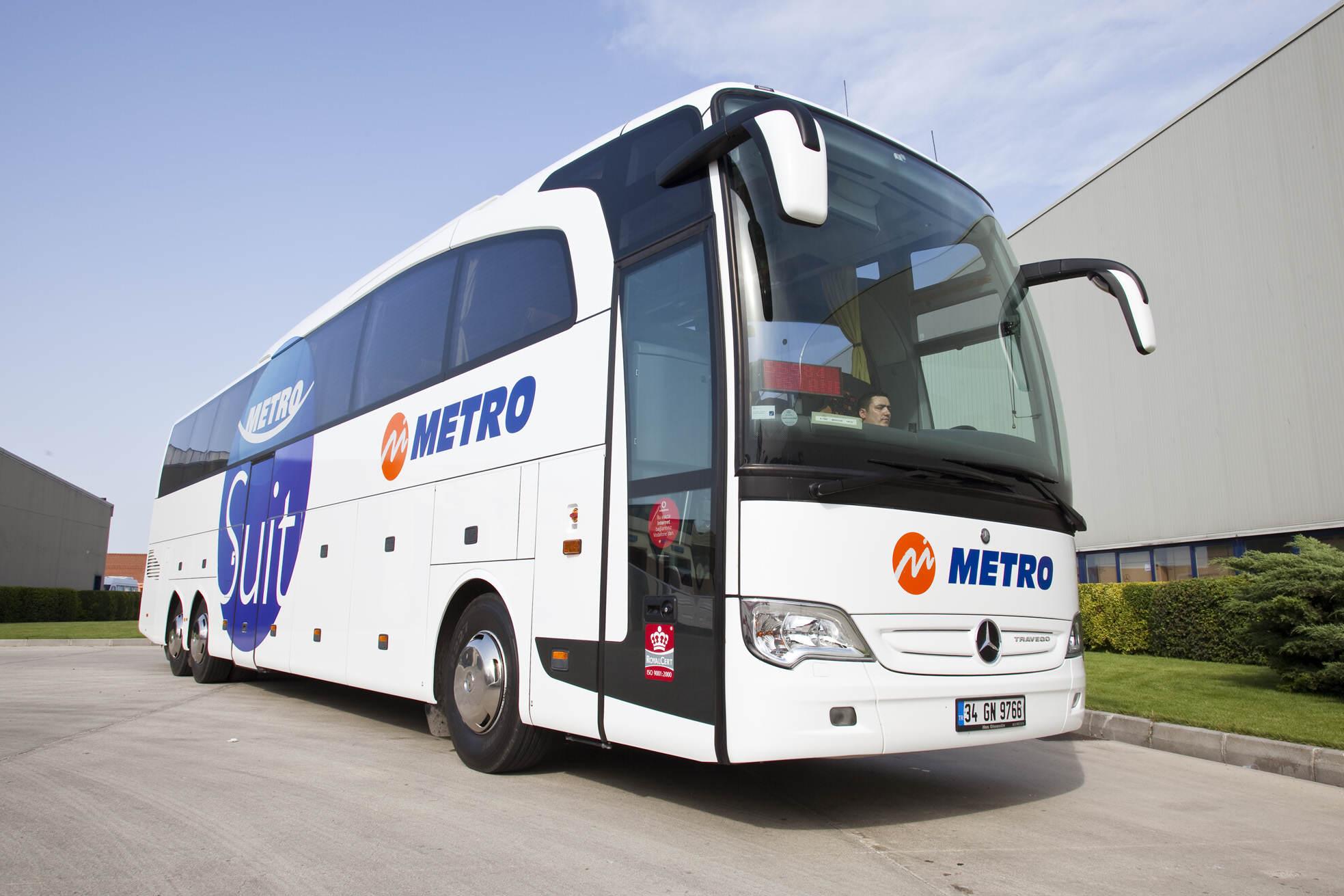 Metro Turizm Halka Arz İçin Düğmeye Bastı